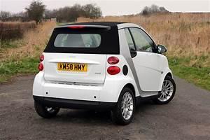 Smart Fortwo Cabriolet : smart fortwo cabriolet 2007 2014 rivals parkers ~ Jslefanu.com Haus und Dekorationen
