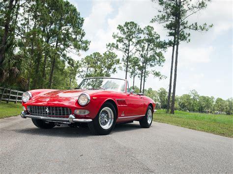 Two new ferraris made their debut at the 1964 paris salon: RM Sotheby's - 1965 Ferrari 275 GTS by Pininfarina | Monterey 2013