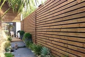 Bardage Bois Claire Voie : bois douglas pour bardage bois claire voie nature bois ~ Dailycaller-alerts.com Idées de Décoration