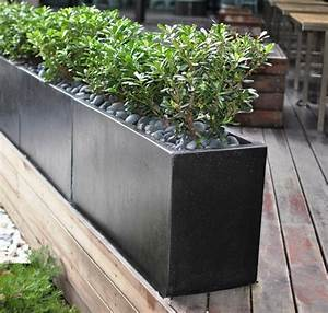 Planters. interesting commercial outdoor planters ...