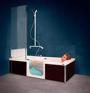 Duo Kinedo Baignoire Douche : duo de kinedo douche et bain sans compromis ~ Premium-room.com Idées de Décoration
