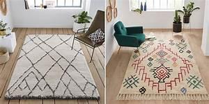 ou acheter un tapis style berbere en laine ou en With tapis berbere avec canapé cassina prix