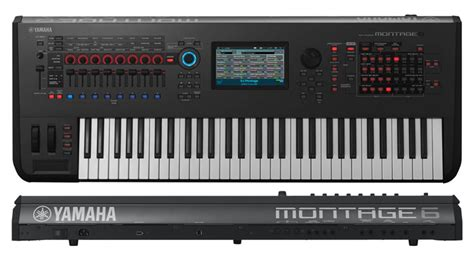 yamaha montage 6 review