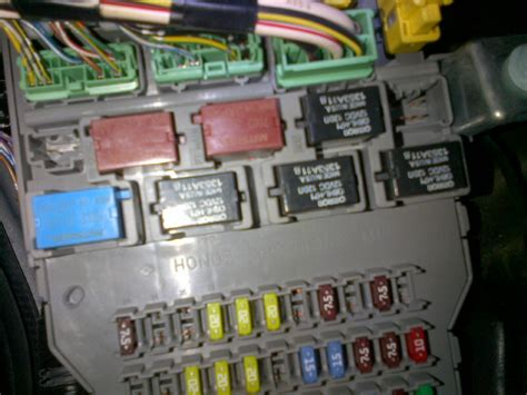 1999 Acura Cl V6 Fuse Box by One Eyed Coupe Fuses Bulbs Ok But No Headlight