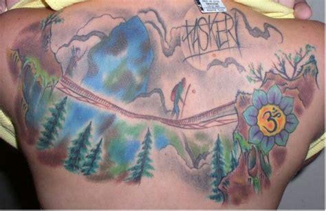 Best Body Art Images Pinterest Mountain Tattoos