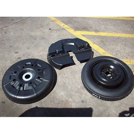 Tires For Chrysler Town And Country by 2014 2016 Dodge Carvan Chrysler Town Country Spare Tire