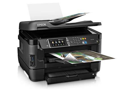 epson workforce wf   wireless printer printers