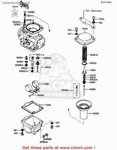 Klr 650 Carburetor Diagram