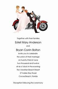 wedding invitation motorcycle my future pinterest With free printable motorcycle wedding invitations