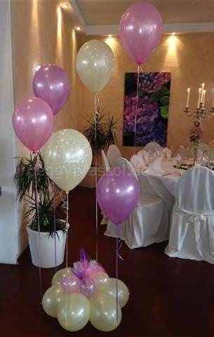 luftballons heliumballons fuer eure raumdekoration zur