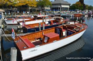 Boat Show Lake Geneva by Bangshift Geneva Lakes Antique And Classic Boat Show 2014