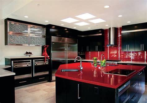 How To Design A Red And Black Kitchen  Home Decor Buzz. Kitchen Tile Floor Designs. Kitchen Mini Enjo. Kitchen Tools Vector. Awesome Kitchen Hours. Kitchen Hardware For Sale. Vintage Kitchen Za. Kitchen Furniture Store Near Me. Vintage Kitchen Knives Uk