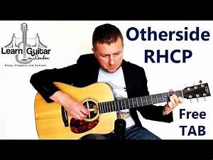 Otherside - Fingerstyle Guitar Tutorial - Red Hot Chili ...