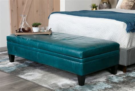 Blue Leather Ottoman Coffee Table by Furniture Luxury Coffee Table Design Ideas With Cool
