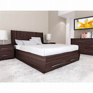 Bed designs for your comfortable bedroom interior design for Designs of double bed