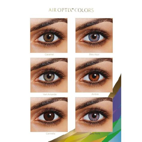 air colors liven up your look with air optix colors contact lenses in