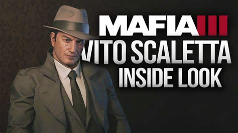 Don T Look The Bed Cast by Mafia Iii Inside Look At Vito Scaletta