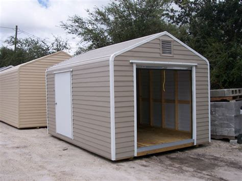 Garage Shed : X Wood Shed Replacement