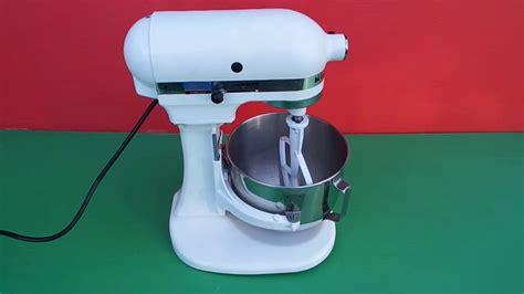 Kitchenaid Mixer Ksm5 by Stand Mixer Kitchenaid Heavy Duty Ksm5 100v