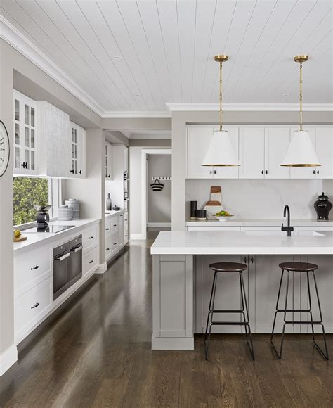 hamptons style kitchen   include