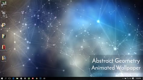 Abstract Animated Wallpaper - abstract geometry animated wallpaper for wallpaper engine