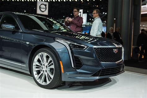Best 2019 Cadillac Ct5 Side Photo  Car Release Date And