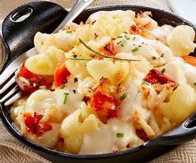 Lobster Mac & Brie With Président® Creamy Brie Lactalis