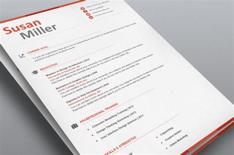 Professional Designer Resume by Professional Resume Template Word Flat 50 Use Coupon Resume50
