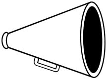 Megaphone Clipart Clipart Best Megaphone Clipart Clipart Suggest