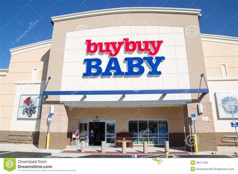 Buy Buy Baby Editorial Photography