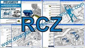 Peugeot Rcz Workshop Repair Manual