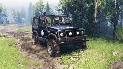 Suzuki Sj by Suzuki Sj 410 V4 0 For Spin Tires