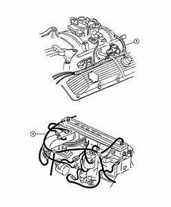 2002 Dodge Ram 2500 Wiring  Engine