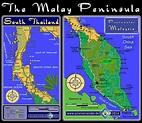 Malay Peninsula by Asienreisender
