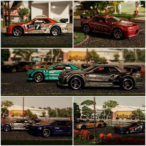 Custom Hot Wheels & Diecast Cars
