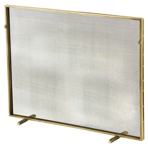 gold fireplace screen modern classic simple iron fireplace screen gold kathy