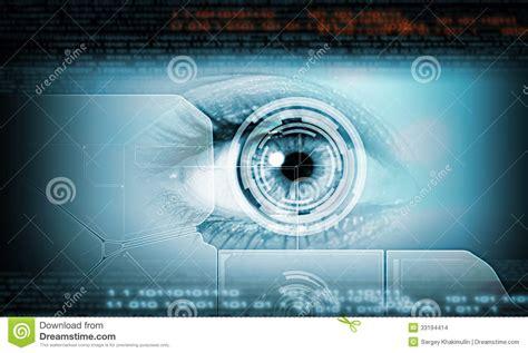 Close-up Of Human Eye Stock Photo. Image Of Natural
