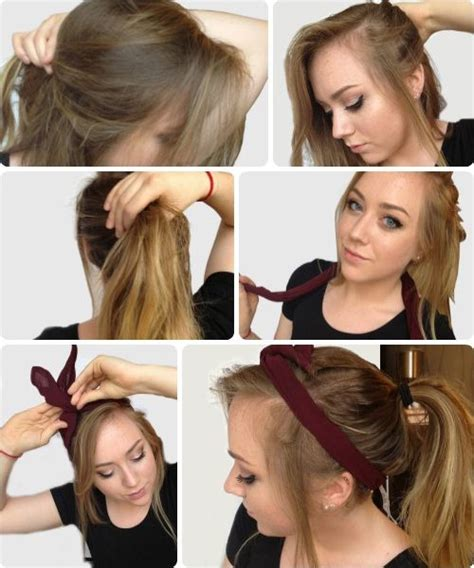 6 Super Easy Hairstyles for Finals Week Hairstyles for