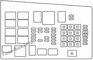 Fuse Box Diagram  U0026gt  Mazda 6  Gg1  2003