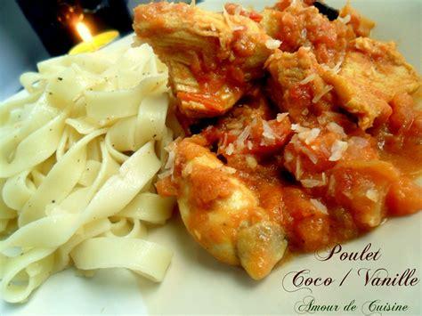 poulet cuisine poulet au curry amour de cuisine