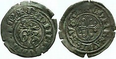 Milan-Gian Galeazzo Visconti (1395-1402) - MONEY Mi g.0, 6 ...