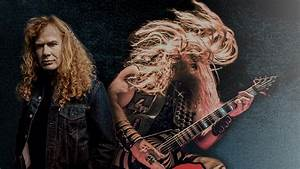 DAVE MUSTAINE, ZAKK WYLDE Confirmed For Rock And Roll ...