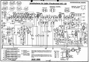 Saba Freudenstadt W53d Service Manual Download  Schematics