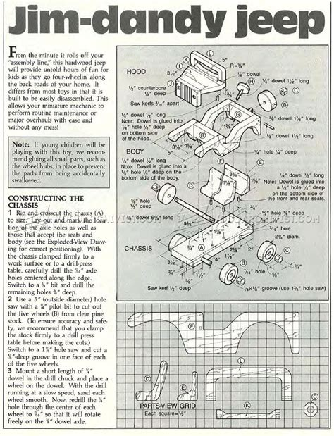 wooden jeep plans 1260 wooden jeep plans woodarchivist