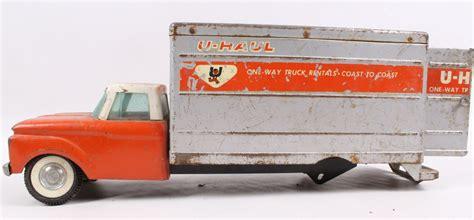 Tonka U-haul Box Truck Toy