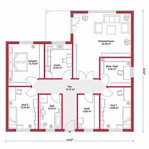 Bungalow 130 Qm : bungalow artline b 130 klinker hausbau rostock massivhaus bungalow einfamilienhaus ~ Orissabook.com Haus und Dekorationen