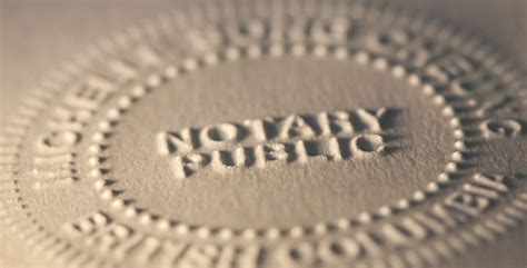 bureau notarial acquiring your notary commission state