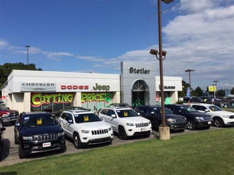 Chrysler Dealer York Pa by Stetler Dodge Chrysler Jeep Ram Car Dealership In York Pa