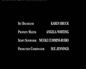 Grey's Anatomy End Credits - YouTube