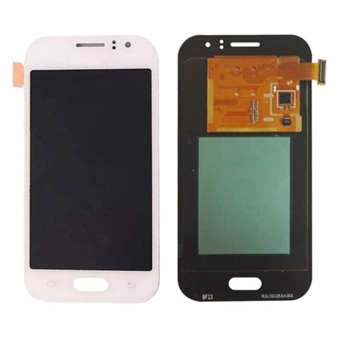 replacement samsung galaxy j1 ace j110 lcd display touch screen digitizer assembly white